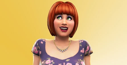 The Sims 4: Amber