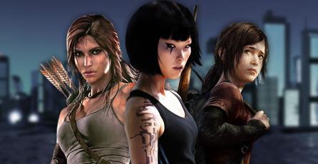 De heroínas y mujeres en los videojuegos