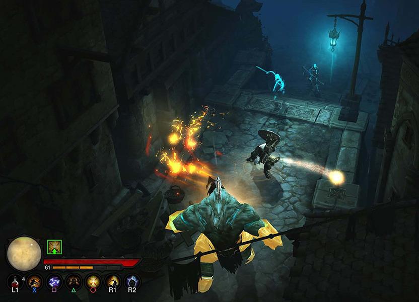Juega con el Crusader, sus habilidades destrozan demonios a diestra y siniestra