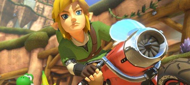 <em>Mario Kart 8</em> recibirá DLC de <em>The Legend of Zelda</em> y <em>Animal Crossing</em>