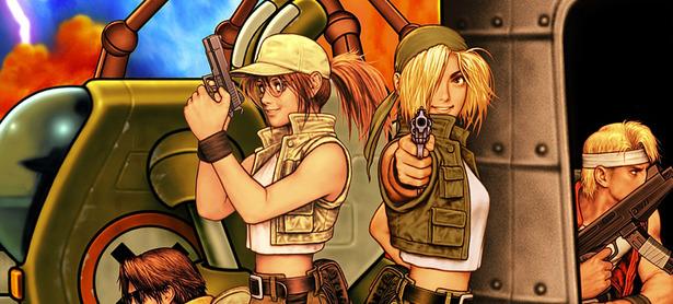 <em>Metal Slug 3</em> llegará a PS3, PS4 y Vita