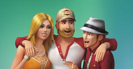 <em>The Sims 4</em>