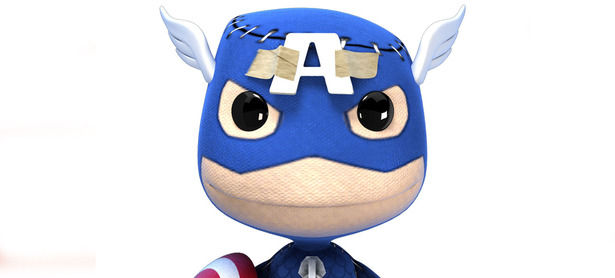 Revelan <em>LittleBigPlanet Vita: Marvel Super Hero Edition</em>