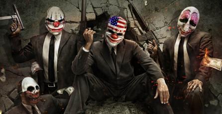 <em>Payday: The Heist</em> será gratuito el jueves 16 en Steam