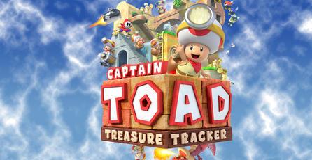 Nintendo revela nuevo gameplay de <em>Captain Toad: Treasure Tracker</em>