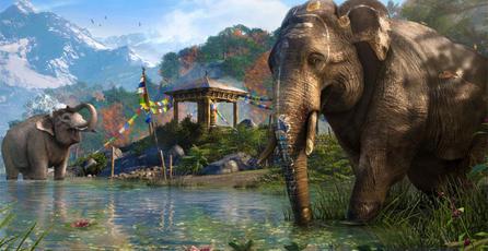 REPORTE: revelan el mapa de <em>Far Cry 4</em>
