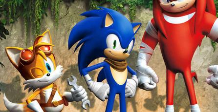 Presentan trailers de lanzamiento de juegos de <em>Sonic Boom</em>