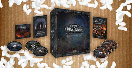<em>World of Warcraft: Warlords of Draenor Collector's Edition</em>