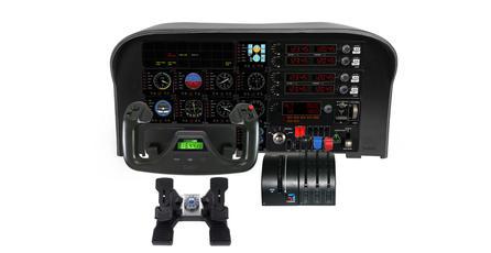 Saitek y Mad Catz lanzan su última simulación de cabinas de avión