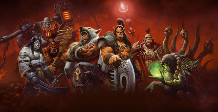 <em>World of Warcraft: Warlords of Draenor</em>