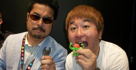 Katsuhiro Harada y Yoshinori Ono se enfrentan