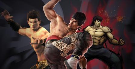 Estereotipos de los juegos de peleas