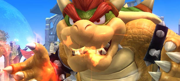 Lanzan actualización para <em>Super Smash Bros. for Wii U</em>