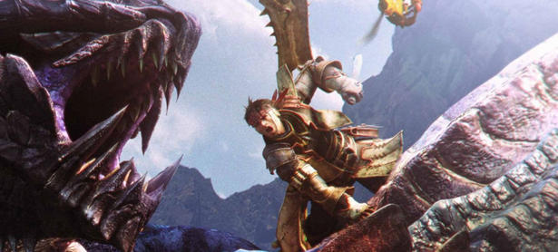 Presentan nuevo trailer de <em>Monster Hunter 4 Ultimate</em>