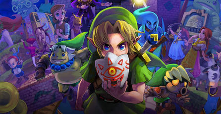 <em>The Legend of Zelda: Majora's Mask 3D</em>