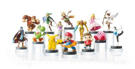 Sitio web de <em>Mario Party 10</em> revela nuevos diseños de amiibos