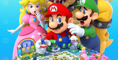 Serie de <em>Mario Party</em> vende casi 40 millones de copias