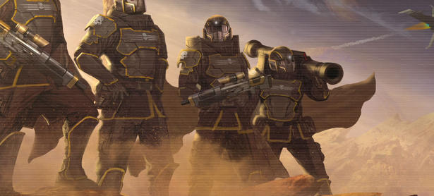 <em>Helldivers</em> recibe DLC de armas y atuendos
