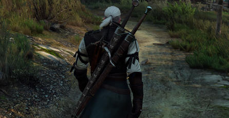 Revelan imagen 4K de <em>The Witcher: Wild Hunt</em>