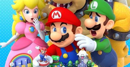 Muestran trailer de lanzamiento de <em>Mario Party 10</em>