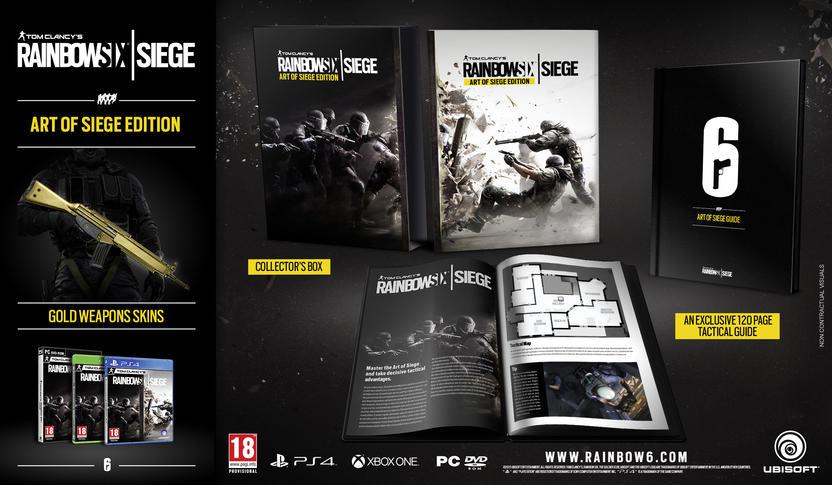 Esto es lo que obtendrás si compras la edición de colección