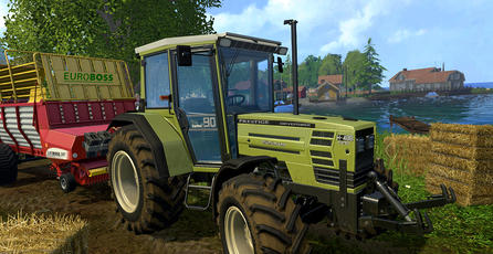 Ve aquí el primer trailer de <em>Farming Simulator</em> para PlayStation 4 y Xbox One