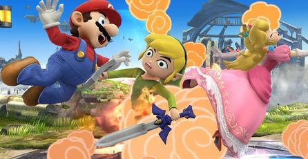 Ventas de <em>Super Smash Bros.</em> llegan a 4 millones en EEUU