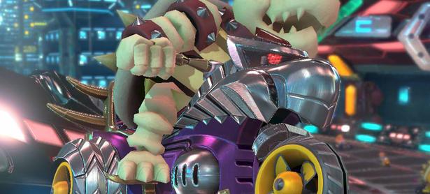 Mira las pistas del segundo DLC de Mario Kart 8