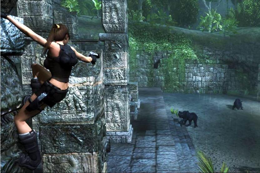 Lara Croft conoce bien una parte de México
