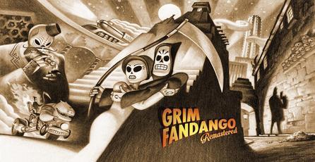 Lanzan <em>Grim Fandango Remastered</em> para móviles