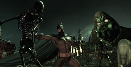 Preparan nuevas figuras de <em>Batman: Arkham Asylum</em>