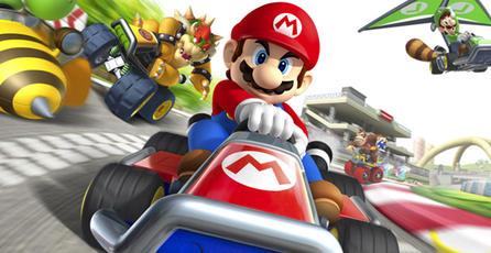 Hackean <em>Mario Kart 7</em> para aumentar la velocidad de los vehículos