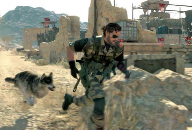 Metal Gear Solid V: Snake On A Special Side-Op w