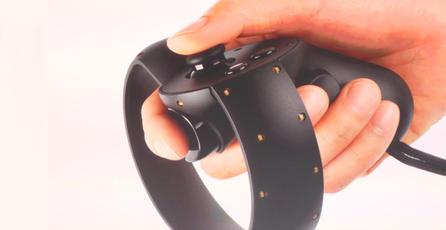 Revelan controles especiales para Oculus Rift
