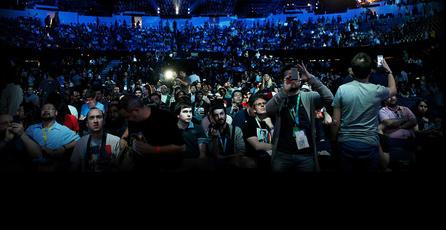 ¿Cómo es ir al E3?