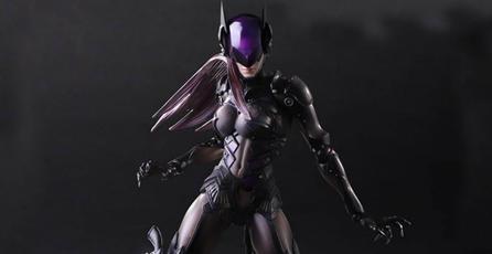 Ve a Catwoman con el estilo de <em>Final Fantasy</em>
