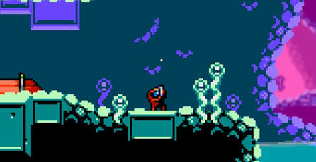 <em>Xeodrifter</em> es cross-buy en Wii U y 3DS