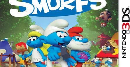 <em>The Smurfs</em> están de vuelta en el Nintendo 3DS