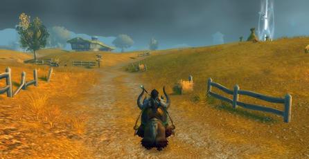 Recrean Páramos de Poniente de <em>World of Warcraft</em> en Unreal Engine 4