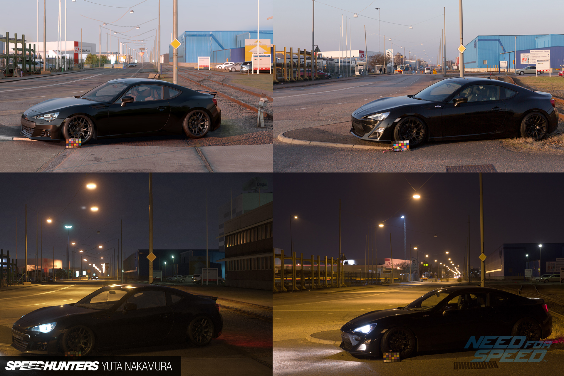 Mira los autos de Need for Speed contra los de la vida real - LevelUp