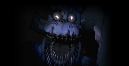 <em>Five Nights at Freddy's 4</em>