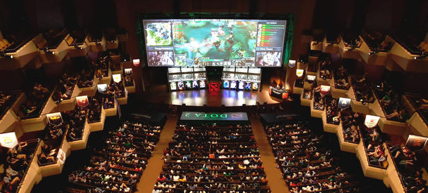 Recapitulación día 1 de The International Championships de <em>Dota 2</em>