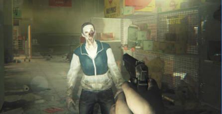 Así luce <em>Zombi </em>en PlayStation 4