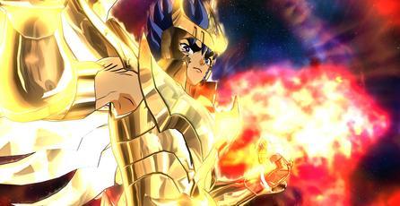 ¡Que arda el Cosmos Dorado!