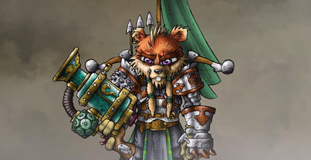 Liberan arte de la secuela cancelada de <em>Conker's Bad Fur Day</em>
