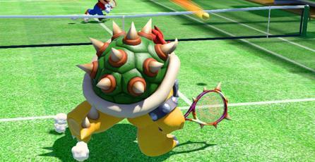 <em>Mario Tennis: Ultra Smash</em> llegará en noviembre
