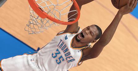 <em>NBA 2K16</em> distribuyó más de 4 millones de copias