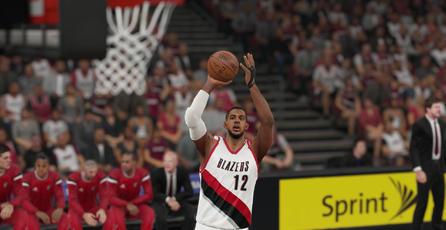 Ya está disponible <em>NBA 2K16</em> para Android y iPhone