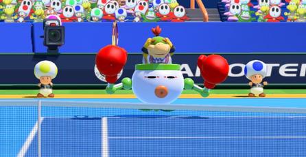Conoce a los nuevos personajes <em>Mario Tennis: Ultra Smash</em>