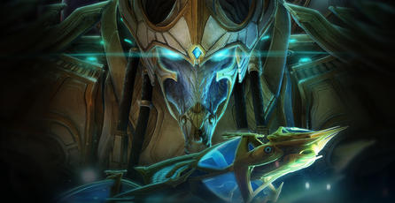 <em>StarCraft II: Legacy of the Void</em>